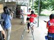 アーチェリー部の活動が 7/23(水) 21:30~ テレビ埼玉で放送されます。