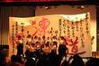 平成27年度 栄東祭 書道パフォーマンス